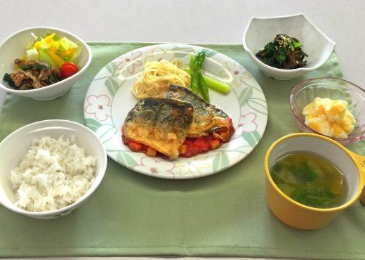 プロスポーツ選手のための食事鉄補給のための副菜2品
